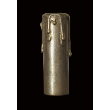 Mosiężna gilza H100mm Ø29mm - Mosiądz