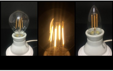 Żarówki LED - E27